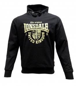 Худи Lonsdale MH-T 108 black