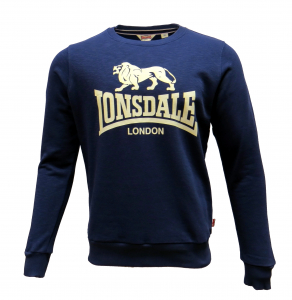 Свитшот Lonsdale dark indigo