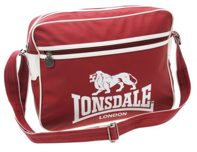 Сумка Lonsdale flight red