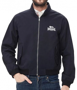 Куртка Lonsdale harrington MJT 008 black
