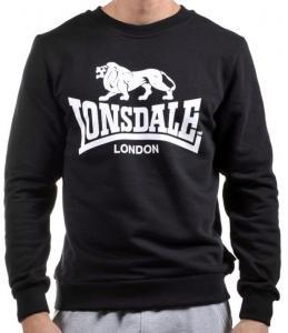 Свитшот Lonsdale MH 010 black
