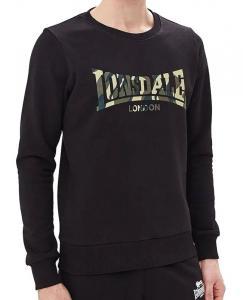 Свитшот Lonsdale MH 046 black