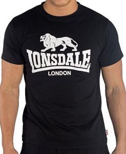 Футболка Lonsdale MTS 001 black