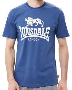 Футболка Lonsdale MTS 001 indigo