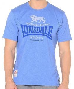 Футболка Lonsdale MTS 027 blue