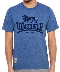 Футболка Lonsdale MTS 057 marl blue