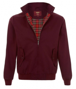 Куртка Merc harrington wine
