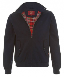 Ветровка  Merc harrington navy blue