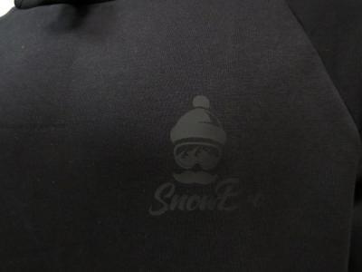Худи Snowbro travis черное