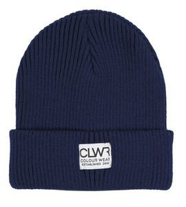 шапка Colour Wear (CLWR) (Швеция) jaque beanie navy