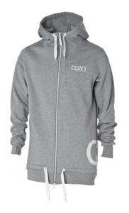 Худи CLWR rider hood grey