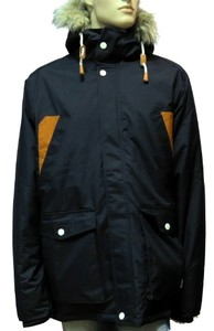 Парка CLWR  stock parka black