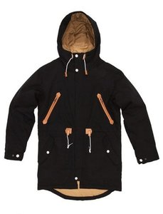парка Colour Wear (CLWR) urban parka black