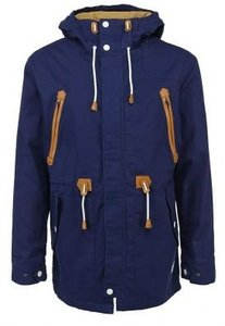 Парка Colour Wear (CLWR) urban parka patriot blue