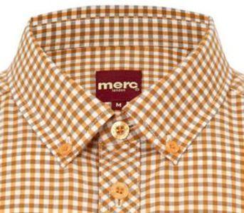 Рубашка Merc morales orange b