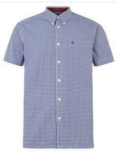 Рубашка Merc(UK) terry royal blue a