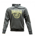 Балахон Lonsdale dark grey