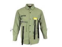 Рубашка Y/D-ZL 8016 green