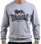 Свитшот Lonsdale MH 010 grey