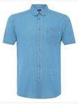 Рубашка Merc morales vivid blue a