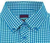 Рубашка Merc morales vivid blue b
