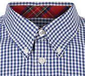 Рубашка Merc(UK) terry royal blue b