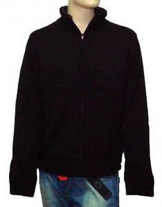 куртка трикотажная с искусственным мехом Henry Wilson