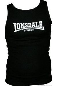 майка Lonsdale galaxy black